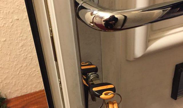 Post Burglary Repairs