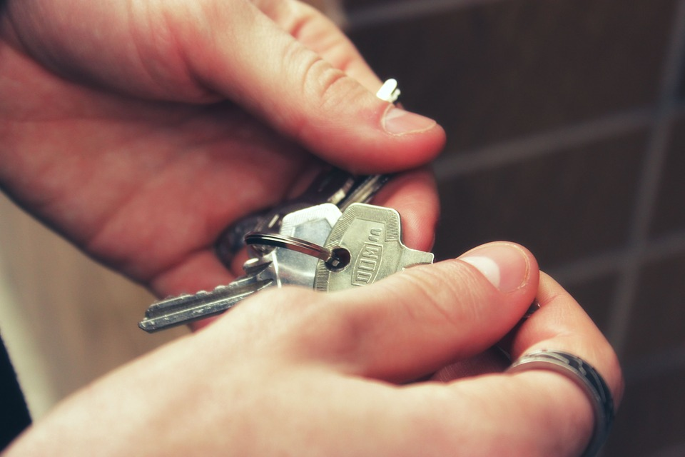 Maintaining your locks and what to do if your key is getting stuck