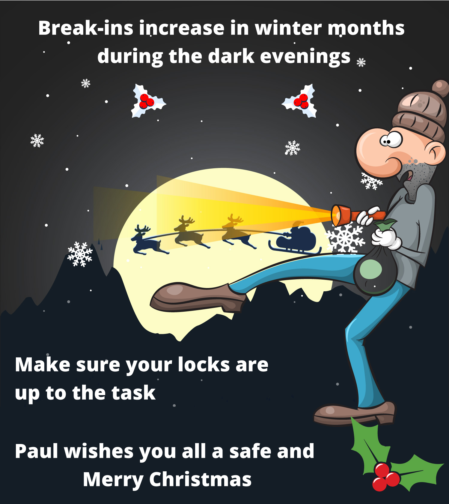 Is Your Home Safe This Christmas?