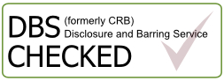 I am DBS Checked